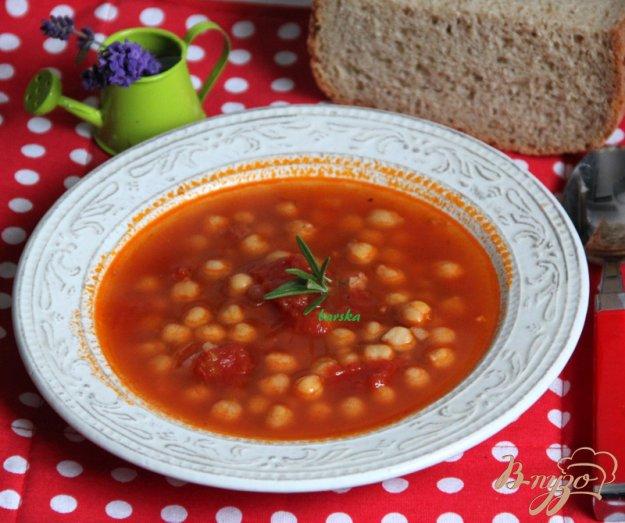 Рецепт Римский суп с нутом