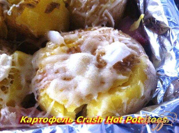 Рецепт Картофель Crash Hot Potatoes