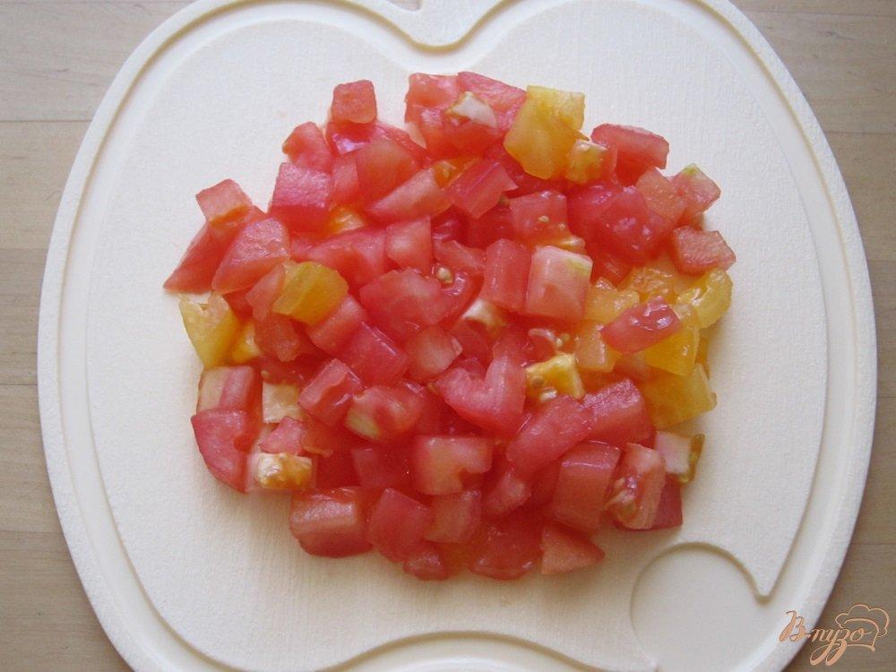 Фото приготовление рецепта: Колбаски с пастой и пармезаном шаг №4
