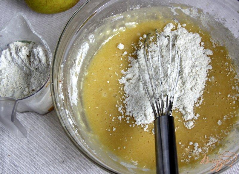 Фото приготовление рецепта: Корнуэльский яблочный пирог шаг №6