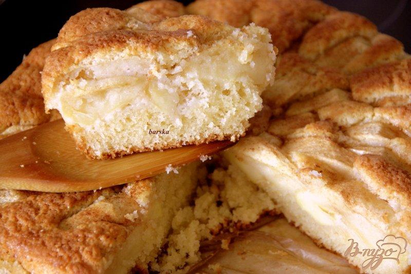 Фото приготовление рецепта: Корнуэльский яблочный пирог шаг №13