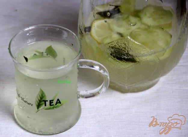 Рецепт Sassy water Вода Сасси
