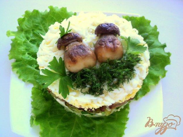 Рецепт Салат «Боровички»