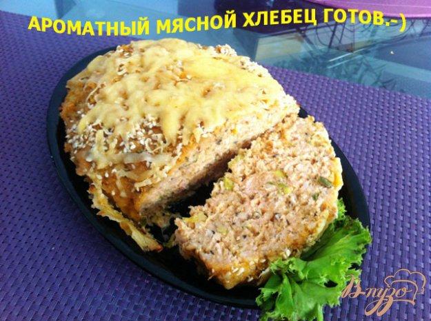 Рецепт Шведский мясной хлебец