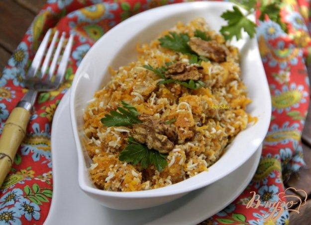 Рецепт Салат из моркови, яиц и орехов