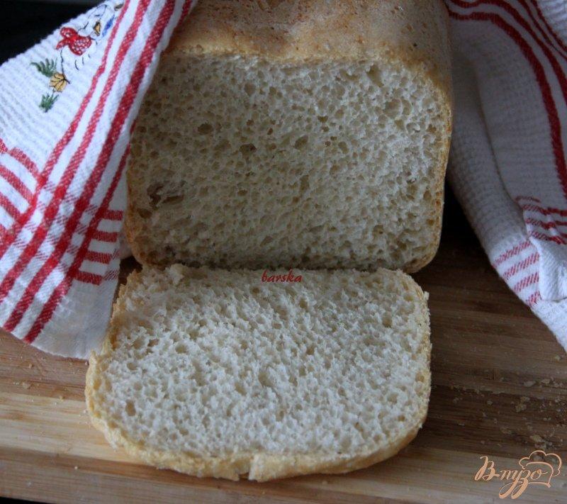 Фото приготовление рецепта: Финский овсяный хлеб шаг №4