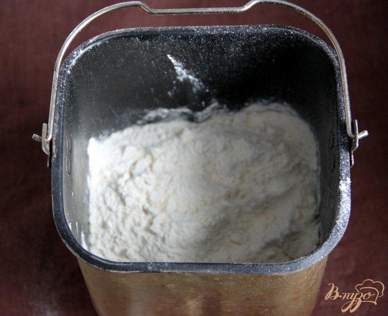 Фото приготовление рецепта: Финский овсяный хлеб шаг №3