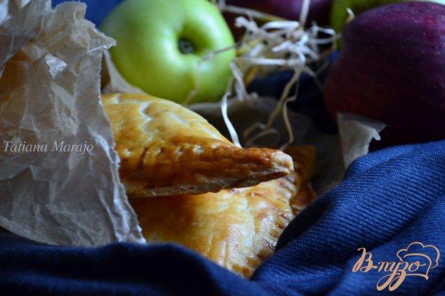 Рецепт Яблочные пирожки