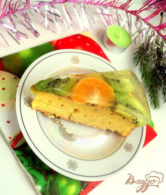 Рецепт Бразильский пирог «Болу»