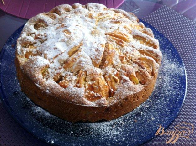 Рецепт Корнуэльский яблочный пирог