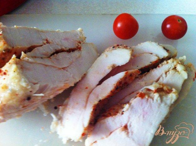 Рецепт Пастрома пикантная из куриного филе