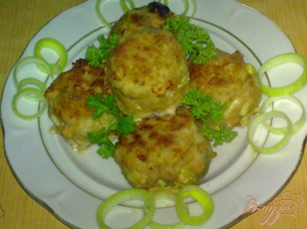 фото рецепта: Тефтели с капустой