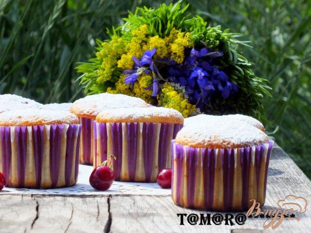 Рецепт Маффины с кокосовой стружкой и корицей
