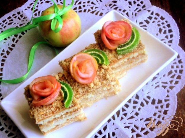 Рецепт Яблочный пляцок