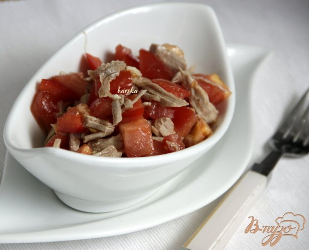 "Рецепт Салат ""Будапешт"""