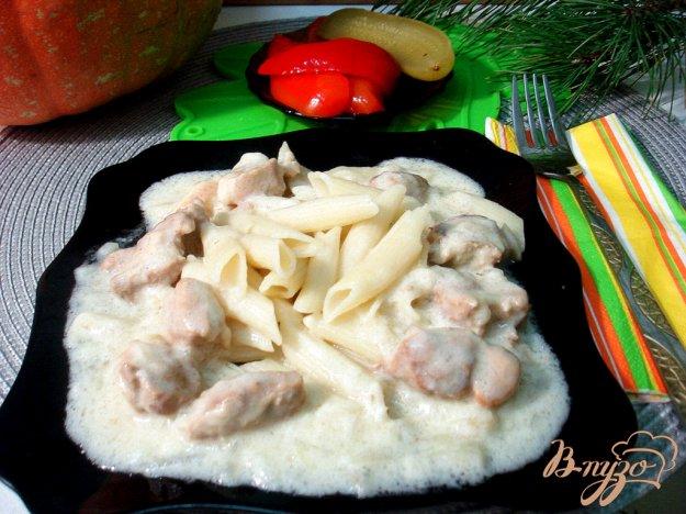 Рецепт Подлива со свинины с луком и сметаной