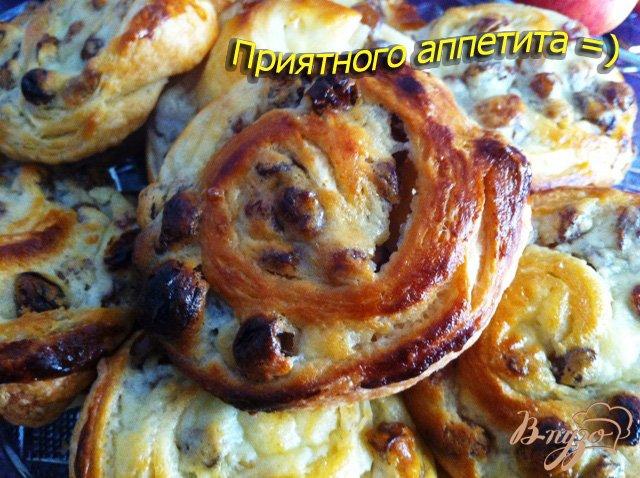 Фото приготовление рецепта: Французские булочки шаг №14