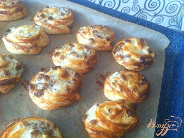 Фото приготовление рецепта: Французские булочки шаг №13
