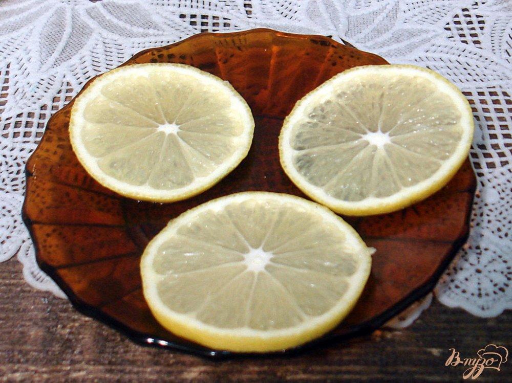 Фото приготовление рецепта: Аперитив *Николашка* шаг №4