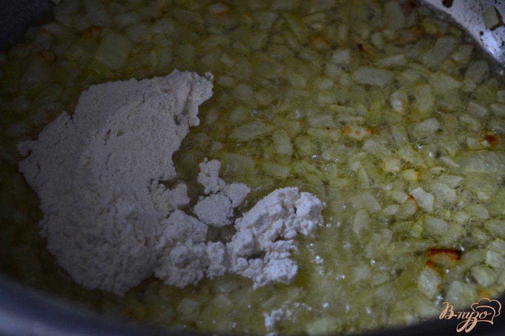 Фото приготовление рецепта: Суп из тыквы  с нутом шаг №1