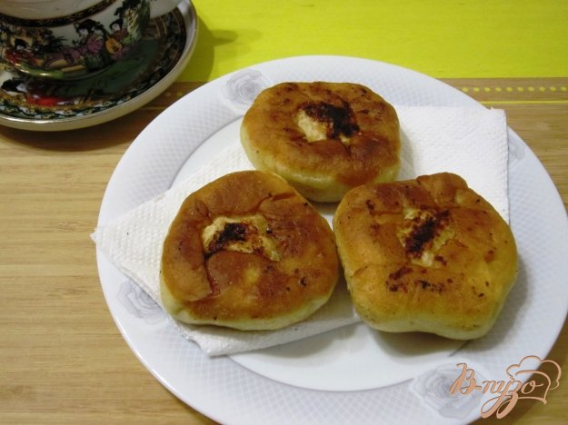 Рецепт Беляши-румяши