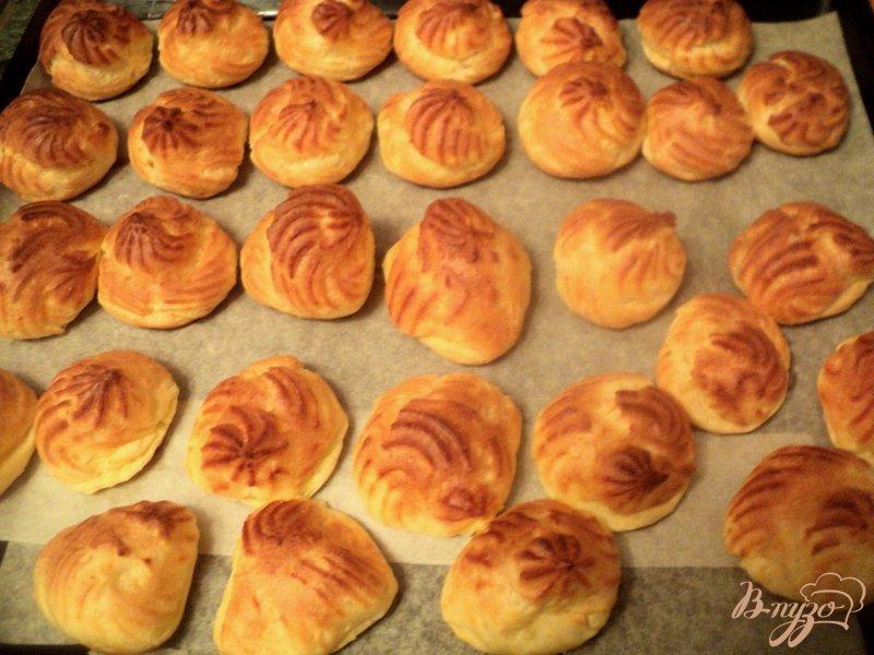 Фото приготовление рецепта: Крокенбуш шаг №5