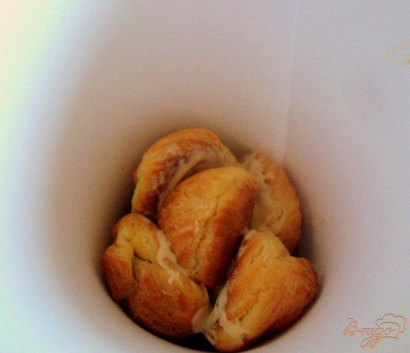 Фото приготовление рецепта: Крокенбуш шаг №12