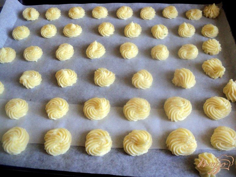 Фото приготовление рецепта: Крокенбуш шаг №4