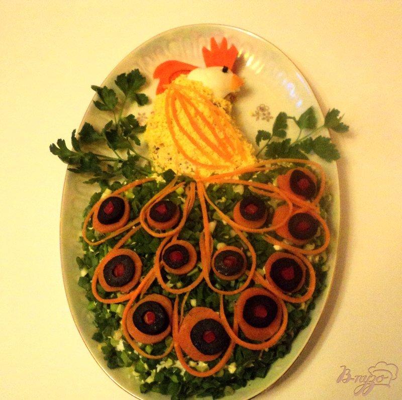 Салат жар птица рецепт