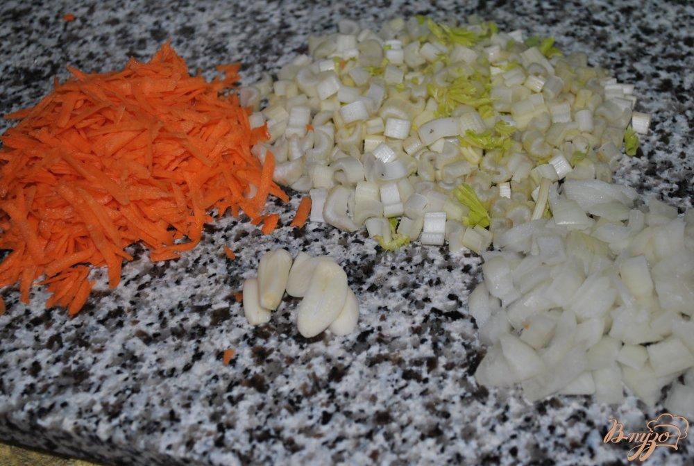 Фото приготовление рецепта: Харира шаг №2