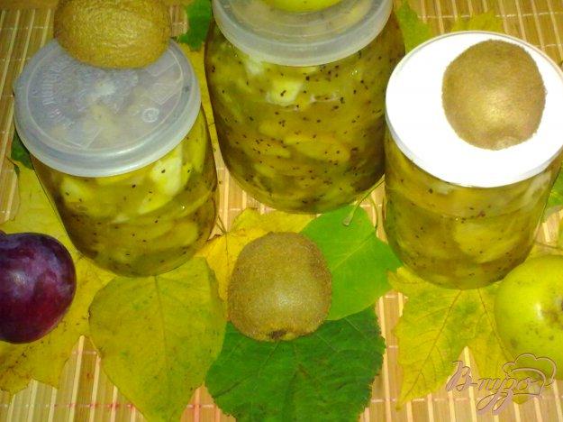 Рецепт Варенье яблочное с киви