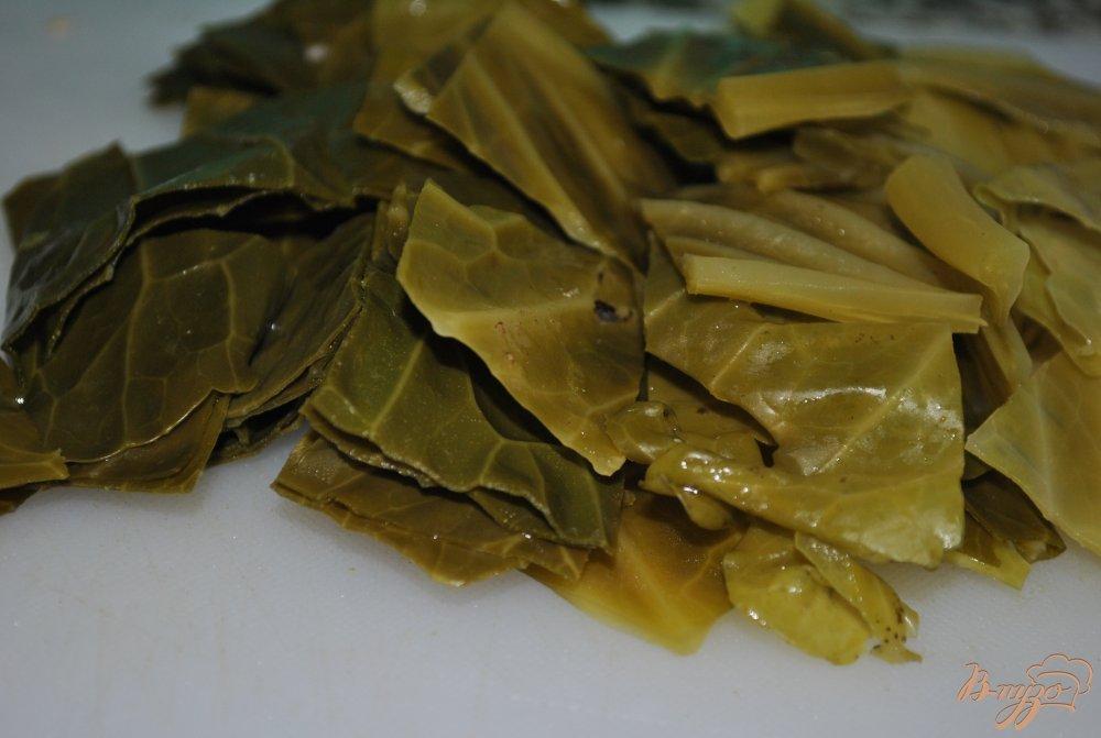 Фото приготовление рецепта: Овощное рагу с брокколи шаг №1
