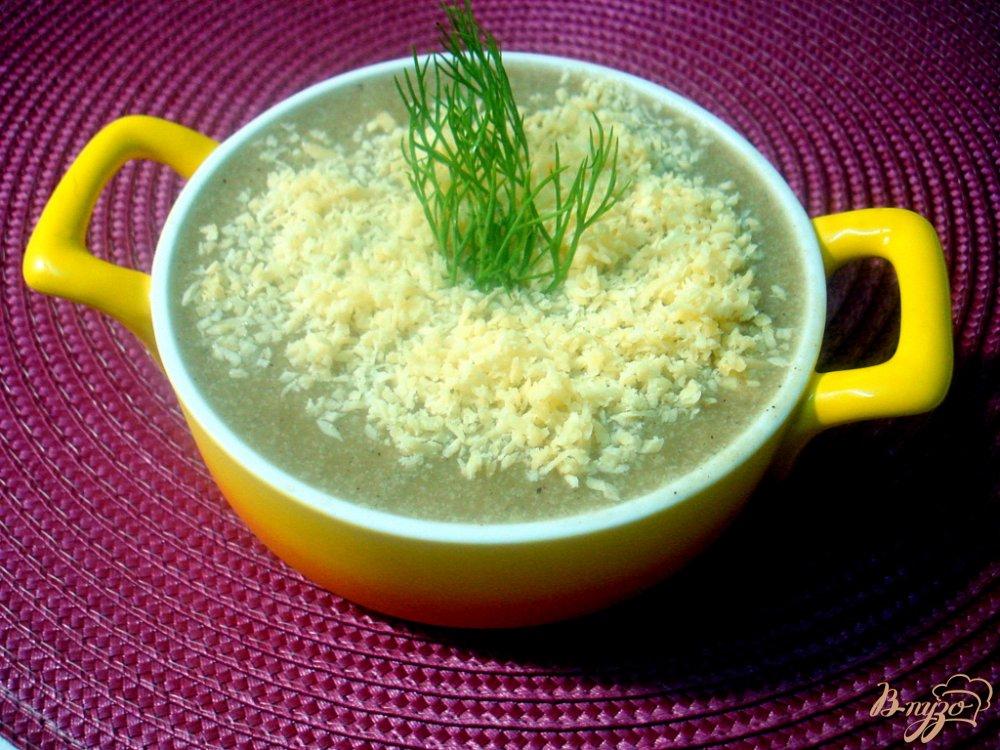 Фото приготовление рецепта: Луковый суп пюре шаг №5
