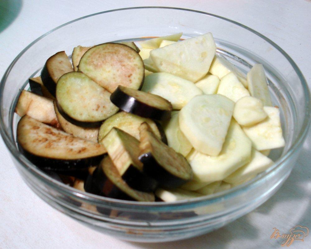 Фото приготовление рецепта: Рагу со свининой и тыквой шаг №6