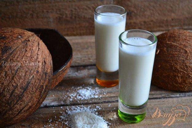 Рецепт Кокосовый пунш