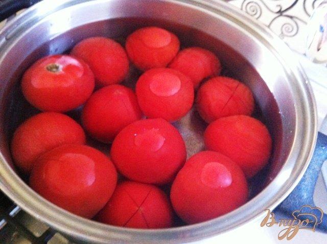 Фото приготовление рецепта: Томатный соус шаг №3
