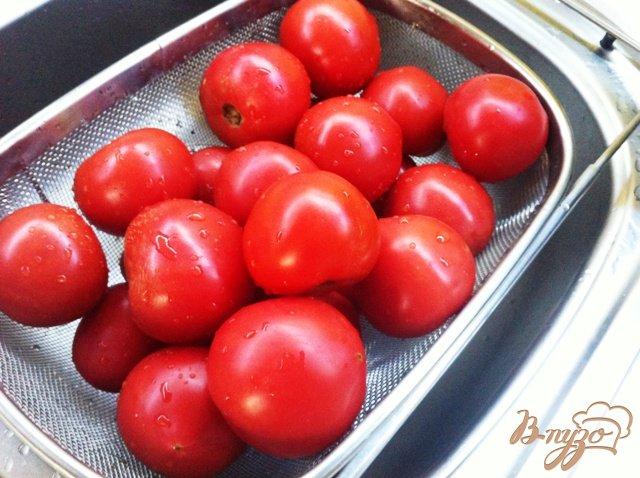 Фото приготовление рецепта: Томатный соус шаг №1