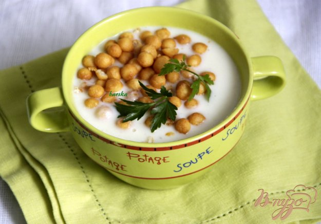 Рецепт Суп-велюте из цветной капусты