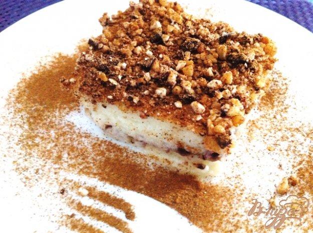 Рецепт Турецкий десерт из манной крупы