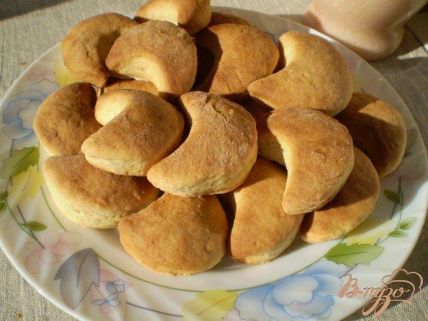Рецепт Печенье на мятном настое