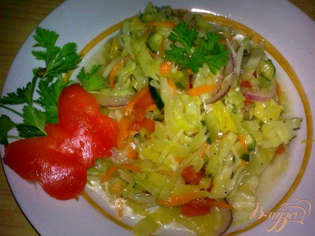 Рецепт Капуста по-восточному