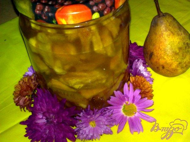 Рецепт Варенье из хурмы с грушей