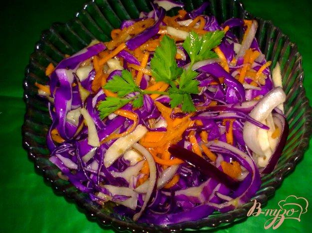 Рецепт Салат с топинамбуром