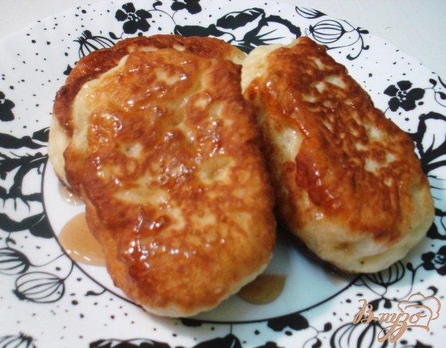 Рецепт Оладьи пышные дрожжевые с кленовым сиропом