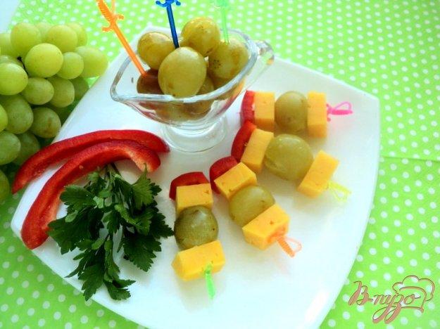 фото рецепта: Гроновица (моченый виноград)