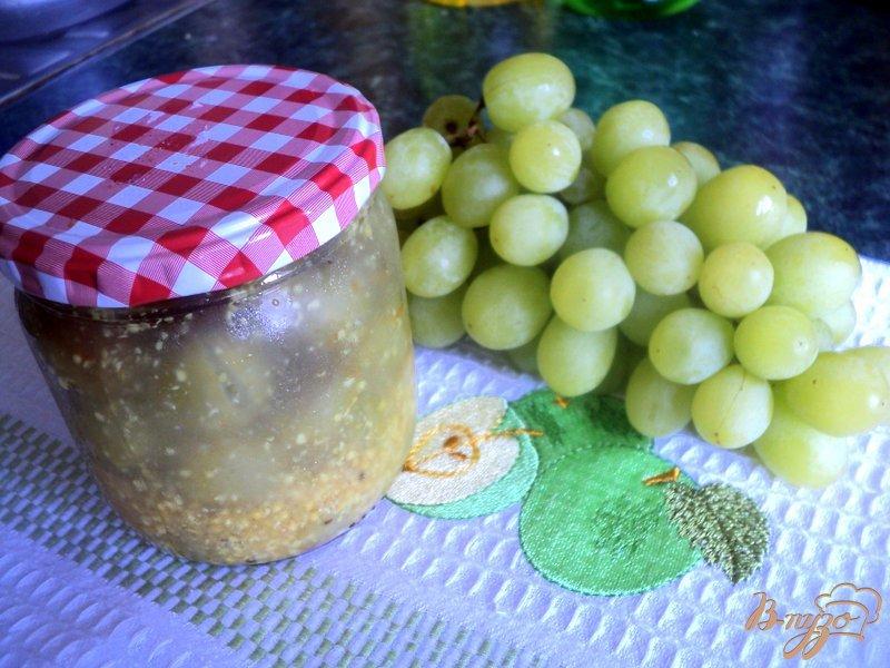 Фото приготовление рецепта: Гроновица (моченый виноград) шаг №5