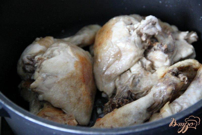 Фото приготовление рецепта: По мотивам сочного