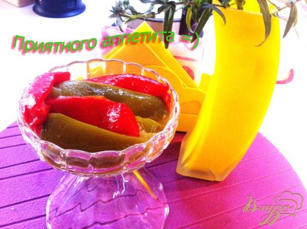 Антипасти из болгаского перца