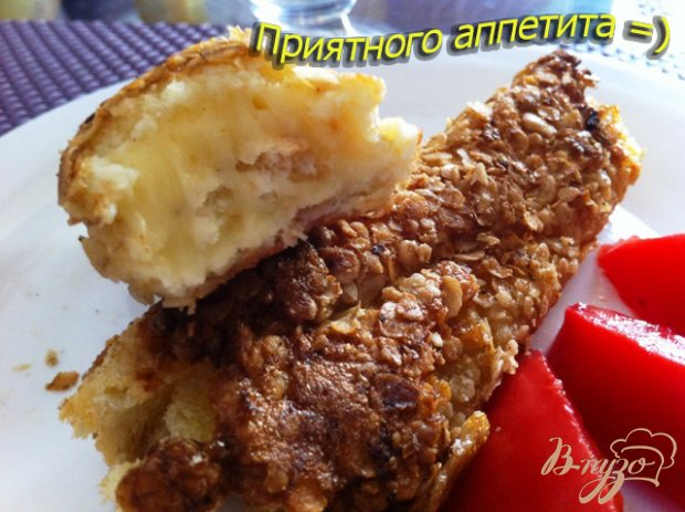 Бутерброды-трубочки