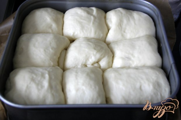Кефирные булочки